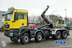 camion dublu MAN