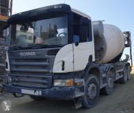 camion Scania CAMION HORMIGONERA SCANIA 380 8X4 2007 10M3