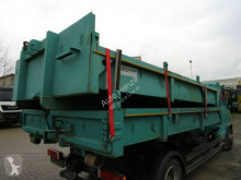 remorque Ellermann Aufbau: Stahl Abrollcontainer (City-Lift),