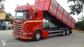 Scania tipper truck