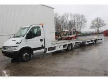 camion transport utilaje Iveco