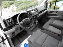 ciężarówka Volkswagen CRAFTERPLANDEKA FIRANKA 10 PALET WEBASTO KLIMATYZACJA TEMPOMAT