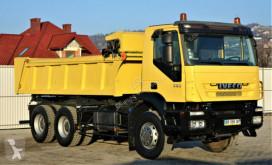 camion Iveco Trakker 330 Kipper + Bordmatic 5,00m 6x4