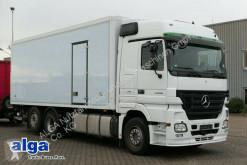 camion Mercedes 2548 L 6x2 Actros/Kühler Fleisch/5 Rohrbahnen