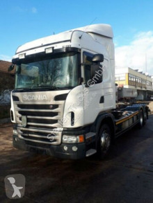 camion Scania G 440 Highline BDF Twistlock 60 to GG möglich!