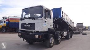 MAN 35.364 (BIG AXLE / FULL STEEL SUSPENSION / ZF-GEARBOX / 12 TIRES) truck
