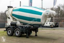 remorque nc EUROMIX MTP 10m³ Betonmsicher Auflieger