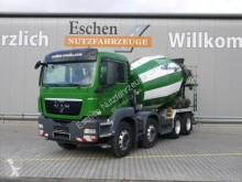 ciężarówka MAN MAN TGS 32.400 BB, 8x4, 9m³ Liebherr, Klima