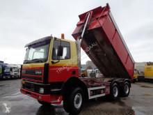 camion Ginaf ATI 360 + + PTO + KIPPER
