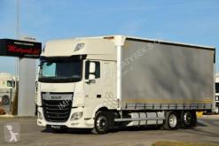 ciężarówka DAF XF 460 /EURO 6 / ACC / 7,7 M / 60 M3 /