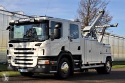 Scania PRT CREWCAB 360 HP VULCAN V30 WRECKER 20765 KM !!! truck