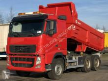 vrachtwagen Volvo FH540 6x4 TIPPER / BIG AXLES / SPRING SUSPENSION