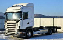 camion Scania R420 Fahrgestell 7,50 m * EURO 5 * Topzustand!