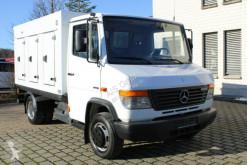 camion Mercedes Vario613D ICE-33°C 182tkm Euro 5 Eiskühlaufbau
