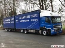camião reboque DAF