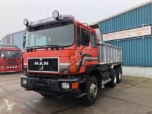 MAN 26.422DFK FULL STEEL KIPPER (EURO 2 / ZF16 MANUAL GEARBOX / REDUCTION AXLE) truck