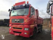 camion MAN TGA33