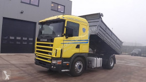 Scania 114 - 380 (MANUAL GEARBOX / BOITE MANUELLE) truck