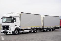 ciężarówka Mercedes MERCEDES-BENZ - ACTROS / 2545 / E 6 / ACC / ZESTAW PRZESTRZENNY + remorque