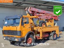 камион бетоновоз миксер + помпа втора употреба