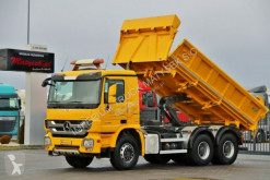 kamion Mercedes ACTROS 3348 / 6X4/2 SIDED TIPPER /BORTMATIC /