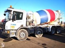 камион бетон миксер втора употреба