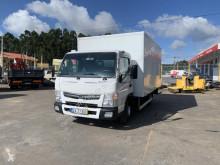 camion furgon Mitsubishi