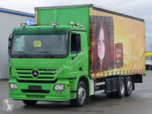 camion Mercedes Actros 2536*Retarder*AHK*Klima*Edscha
