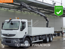 Renault flatbed truck