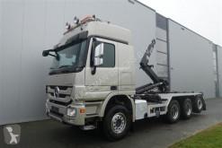 camion Hiab MERCEDES-BENZ - ACTROS 3355 8X4 24T. RETARDER EURO 5