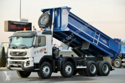 camion Volvo FMX 420 / 8X4 / TIPPER / EURO 5/ LOAD: 18 000 KG