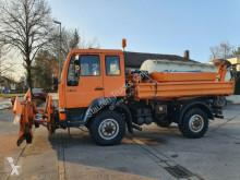 camion MAN 10.224 FAK 4X4 Kipper Winterdst TÜV NEU Singleb