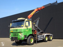 Terberg hook lift truck