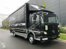 camion Mercedes Atego 822 L Pritsche Plane LBW