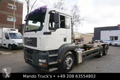 camion MAN TGA 33.440 6x4 Hakengerät Meiller, BB