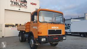 MAN 14.170, Full Steel, Tipper truck