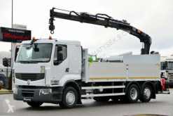 camion platformă Renault