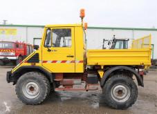 Mercedes UNIMOG U90 AVEC BENNE truck