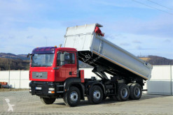 camion MAN TGA 35.400 Kipper 6,20 m* 8x4 *Topzustand!