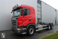 camion Scania G480 6X2 CHASSIS RETARDER STEERING AXLE EURO 5