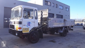 camion MAN 14.170 (FULL STEEL SUSPENSION / 6 CYLINDER ENGINE WITH MANUAL PUMP)