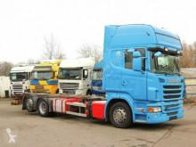 camion Scania R 420 Topliner *BDF/Wechselfahrg mit Hubrahmen *