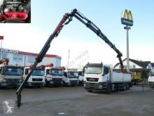 MAN TG-S 26.360 6x2-2LL Pritsche Heckkran truck