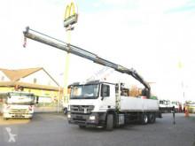 camión Mercedes Actros 2541 L6x2 Pritsche Heckkran Lift/Lenk