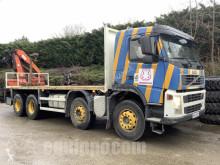 camion Volvo FM440 Euro 4 8x4 w/ PALFINGER 16502 Crane