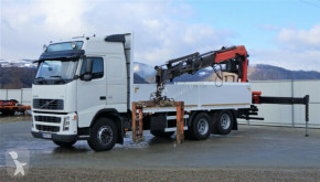 camion platformă Volvo