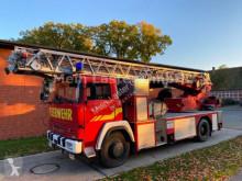 Kamyon Magirus-Deutz 192 DLK 23 Feuerwehr 30 m Korb + 3 t Seilwinde