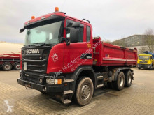 camion Scania G480 6x4 Euro 5 Kipper Meiller Bordmatic