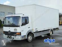 camion Mercedes 815 Atego, Blattfederung, 6.000mm lang, LBW