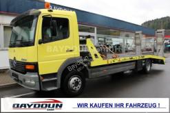 camion Mercedes Atego 1228 L 4x2/TÜV NEU/Nutzlast 5,38 to